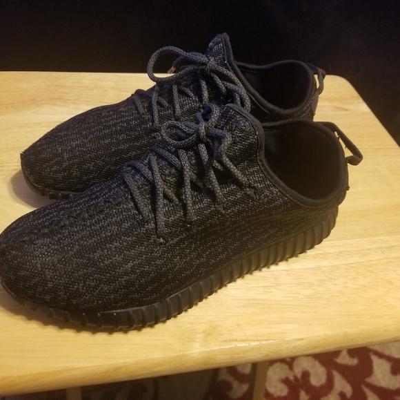 Yeezy Shoes | Zezzy Pirate Black Size